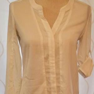 LikeNEW White NY&Co. blouse